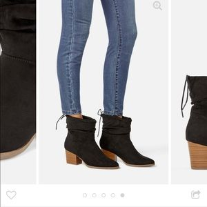 Shoes - JustFab booties